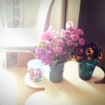 お花と暮らす♥ インテリアが華やぐ簡単テクニック