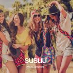ワユー族伝統のハンドメイド「SUSUU」バッグがカラフルすぎる